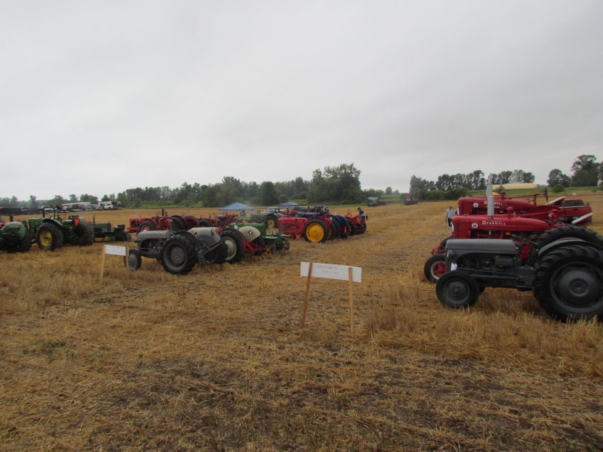 2016 Antique Machinery Show – Day One   Hope Agricultural Heritage Club